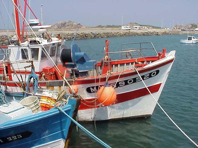 port de pêche du diben